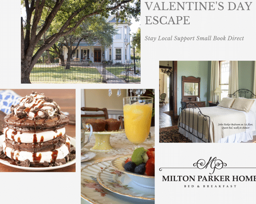 Plan your Valentine's Day Escape!, Milton Parker Home, Luxury B&B in Bryan, TX