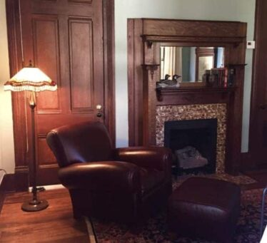 John Parker Bedroom, Milton Parker Home, Luxury B&B in Bryan, TX